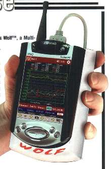 Handheld Receiver System is multi-band switchable.