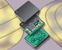 DC/DC Converters enable smaller portable electronics designs.