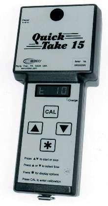 Sample Pump provides portable mold sampling.