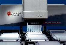 Liquid Handling System enables miniaturization of assays.