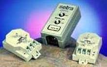 Differential Pressure Transducer has 24 Vac excitiation.