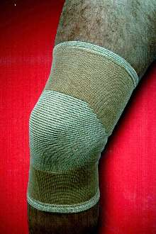 Knee Support incorporates 4-way stretching.