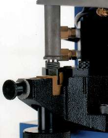 Ultrasonic Wire Welder is microprocessor controlled.