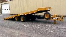 Tilt Deck Trailer offers 20 ton capacity.