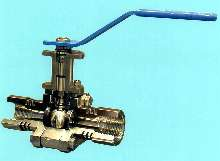 Ball Valve suits high-temperature applications.