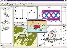Simulation Software suits RF circuit design applications.