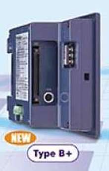 Programmable Controllers provide flexible factory control.