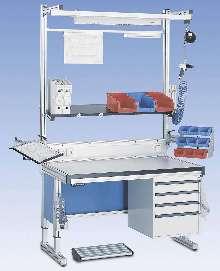 Modular Workstations are ergonomically designed.