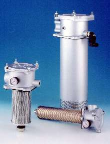 Return Line Filter suits mobile and industrial applications.