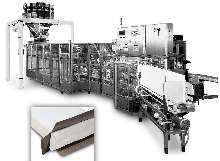Filling Machines perform high-speed, lined-carton packaging.