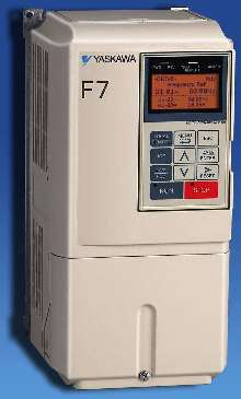 AC Drive suits various industrial plant applications.