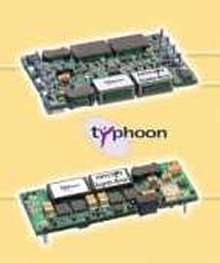 DC/DC Converters operate without heatsink.