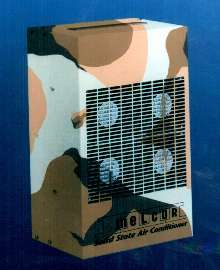 Air Conditioner handles military and harsh environments.