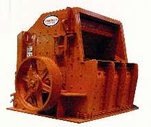 Secondary Crusher crushes up to 819 short tons/hr.