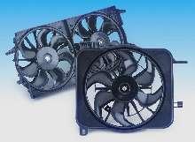 Cooling Fan Assemblies suit automotive applications.