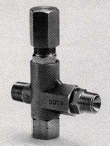 Pressure Regulating Unloader features all 316 SS construction.