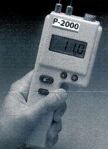 Paper Moisture Meter stores up to 100 readings.