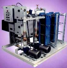 Water Isolation Skids maintain on-line sample temperature.