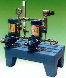 Feed System suits chemical applications.