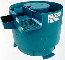Corn Cob Dryer suitable for mass finished parts.