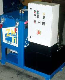 Water Cleaning System processes up to 80 gallons per hour.