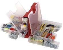 Tool Organizer facilitates storage and transportation.