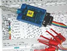 Logic Analyzer is powered by USB port.
