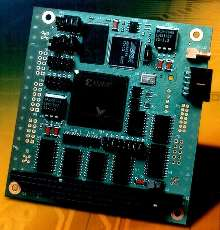 PC/104 Board enables 1553 data rates to 10 Mb/s.