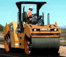Compactors suit all phases of asphalt compaction.