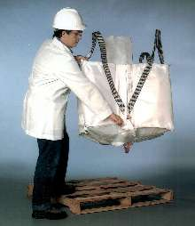 Bulk Container packages and handles dense products.