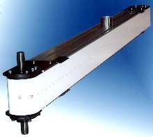 Conveyors are available with vacuum option.
