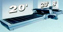 Laser Cutting System limits changeover time to seconds.