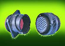 Connectors provide easy insertion and positive stop.