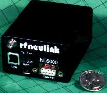 Wireless Tranceiver meets FCC narrow band requirements.