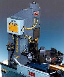 Rotary Indexing Machine offers high ram-to-station accuracy.