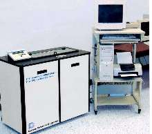 Software supports ionic-contamination test equipment.