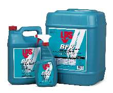 All-Purpose Cleaner removes grease and dirt from machinery.