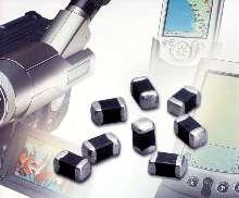 Multilayer Varistors offer nickel-barrier termination.