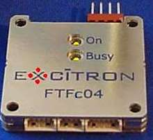 Step Motor Driver has integrated controller.