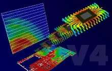 Software combines thermal and electromagnetic prototyping.