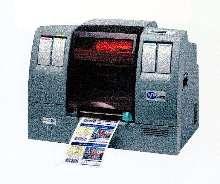 Inkjet Printer prints digital full color labels on demand.