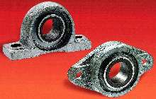 Pillow Blocks/Flanges withstand wash down environments.