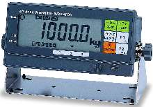 Weighing Indicator has 5 point comparator function.