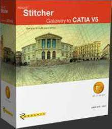 Software expands rendering capabilities of CATIA V5.