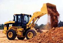 Wheel Loaders feature reduced emissions and noise.