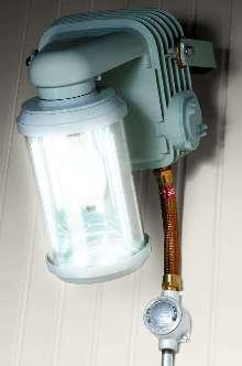 Floodlight Luminaire is suited for hazardous areas.