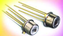 InGaAs Photodiodes have transimpedance amplifiers.
