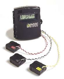Power Meter displays multiple values simultaneously.