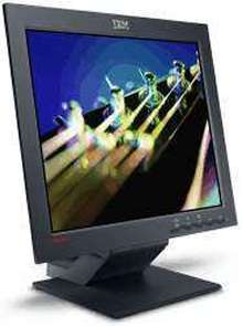 Flat Panel Monitor suits general business applications.