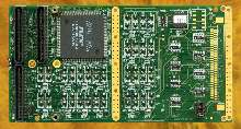 PCI Mezzanine Card is suited for caution/warning systems.